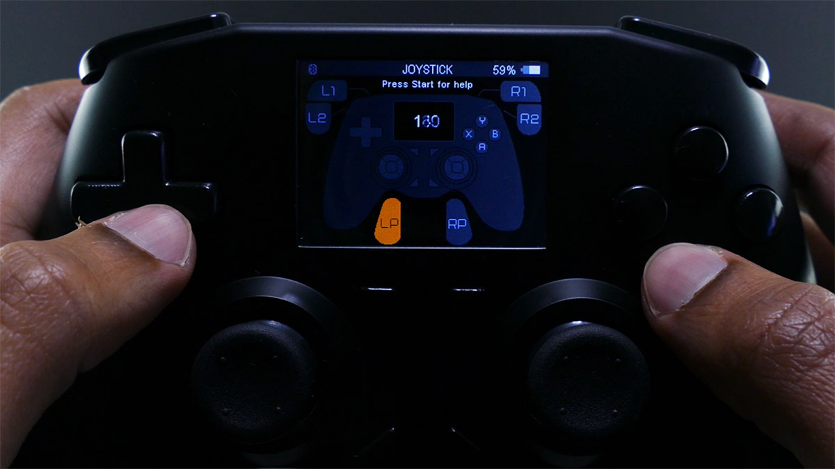 lanjue gamepad driver download